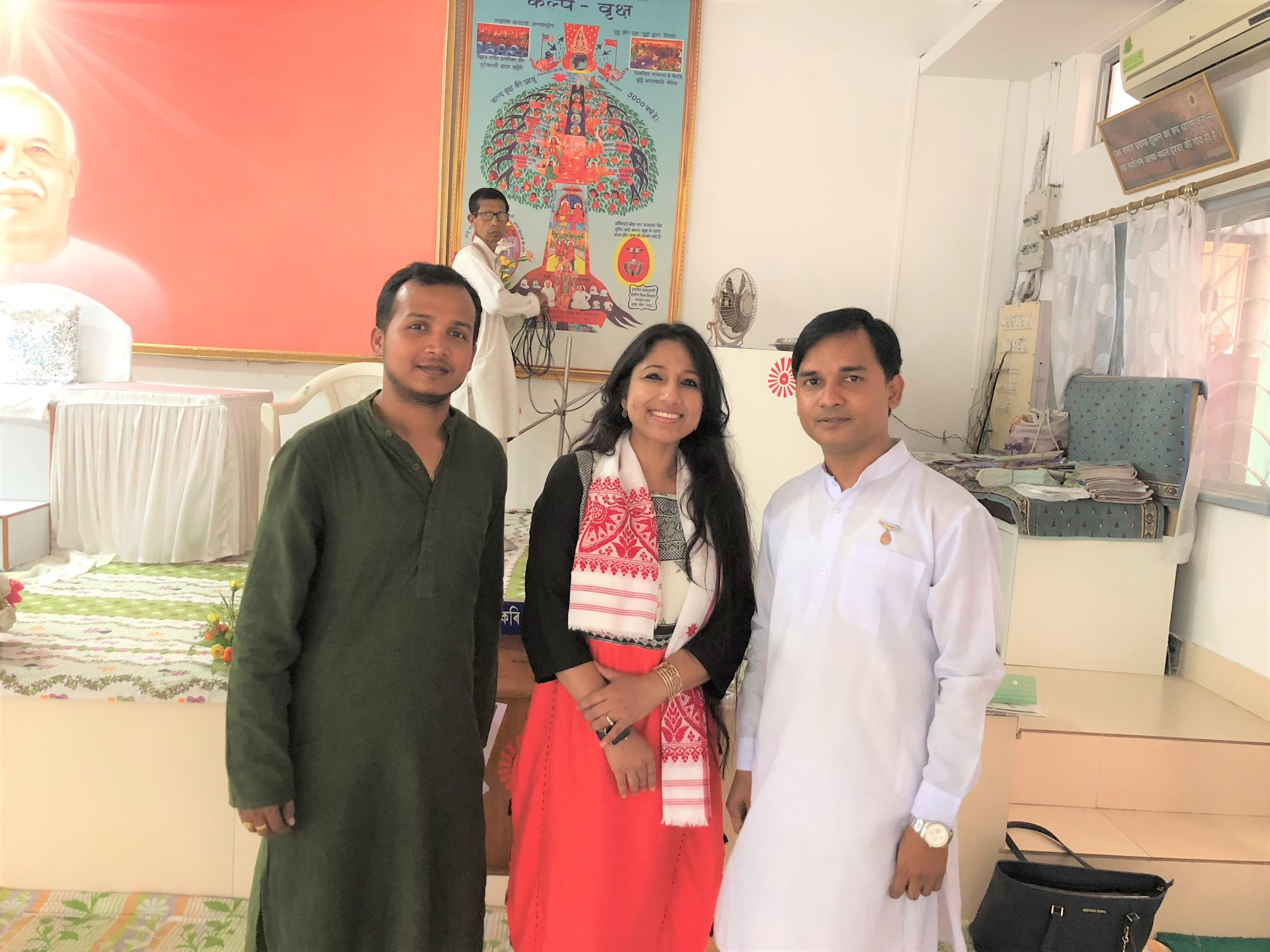 Event: Organized by Bodhana at Prajapati Brahma Kumaris, Guwahati. Sincerely grateful to Bodhana for organizing the event. Bodhana was founded in late 2017 by three trustees,Mr. Nelson Deb as President, Mr. Shantanu Paul as Treasurer and Mr. Sandip Nath as Secretary. Although they were all working in different sectors in life but they have one common passion which brings them together. Their passion is to work for the welfare of the society. Bodhana primarily focuses on women's health and sanitation. Currently it isworking on adolescent girls and women's menstrual health needs. Its main objective is to increase access to sanitary protection by whatever means necessary, reduce the cost of sanitary protection to a reasonable price point, making it affordable and develop economic opportunities by producing sanitary pads locally and building local jobs. Bodhana is also working on sustainability by ensuring that their product is optimally sustainable along every piece of the supply chain. My heartfelt thanks to Bodhana for their collaboration and supporting the cause! Bodhana will distribute free BSE cards and also talk about Breast health to areas of their outreach. Great initiative by the founders of Bodhana. I sincerely thank them for their selfless thought process. Thanks to Dr. Ishita Deb for connecting me to Bodhan