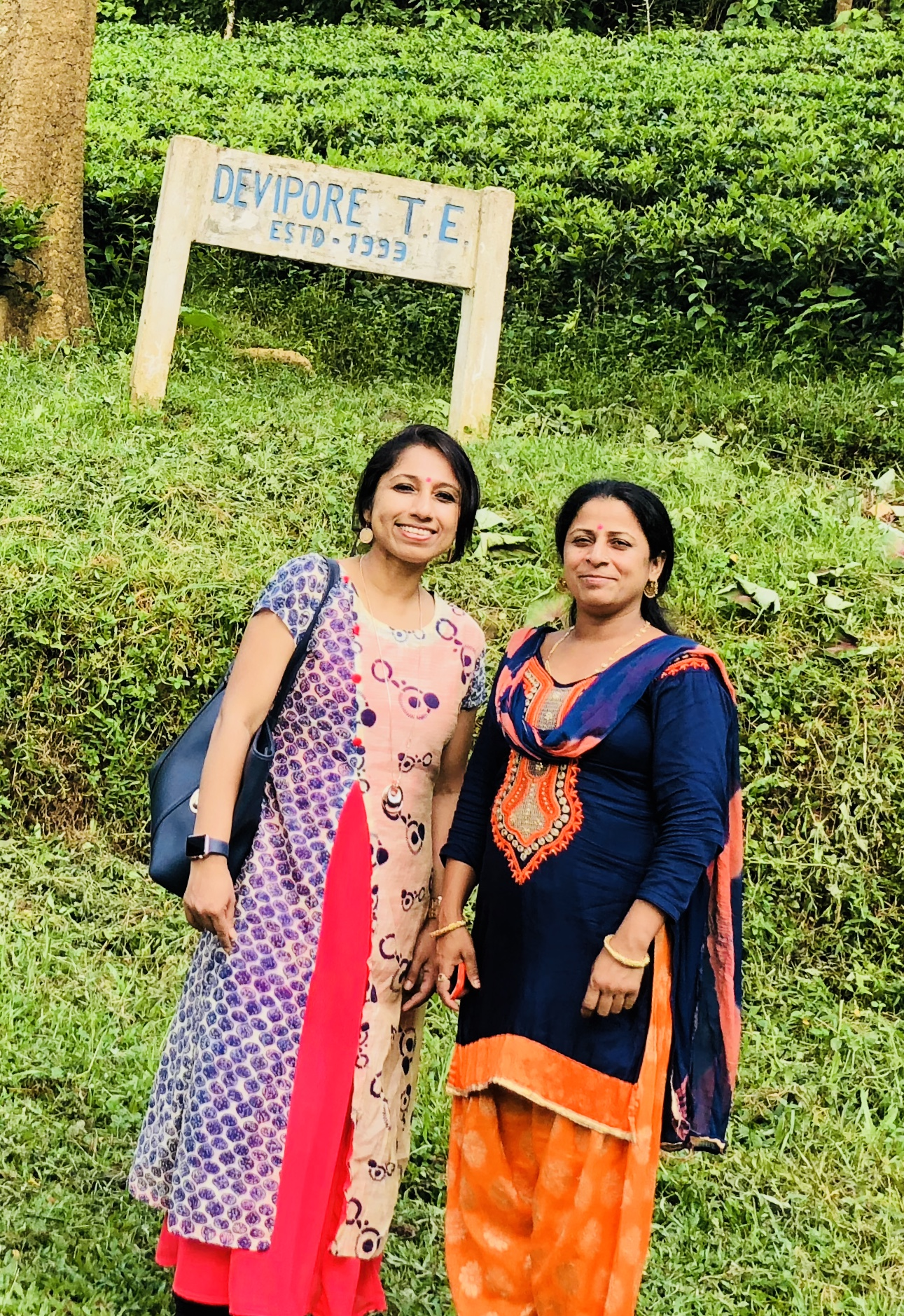 Mr. Deb introduced me to Ms. Beauty Malakar, Auxiliary Nurse Midwife (ANM) who was with me all throughout, learned the process of Breast self exam and also took the responsibility of reaching out to others in the village. She also took the accountability of helping the villagers if they came up with Breast abnormalities and giving them directions where to go next.
