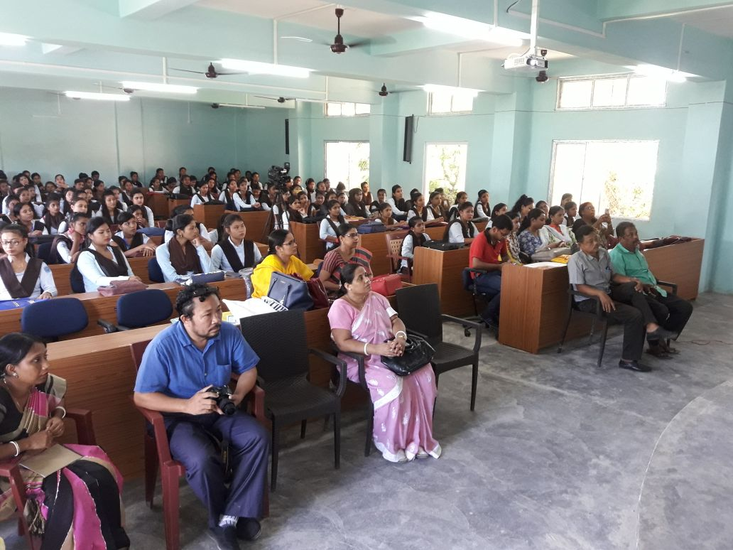 I was so enthralled to meet the students, so pleased to see their curiosity and desire to support the cause & spread the word of early detection by breaking the barrier of shyness.   Overall, a very fulfilling event, with faculties and students coming up with assurance that they will take the knowledge to their network of families, friends & society and help spread the message about early detection & convince others to come out of embarrassment & speak about Breast health.