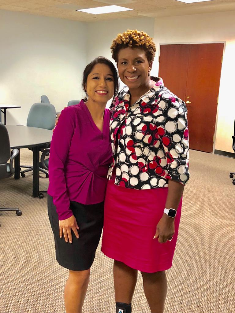 I am extremely thankful to Cathy Y. Burch for inviting me to present on Breast Cancer at Wells Fargo, Charlotte
