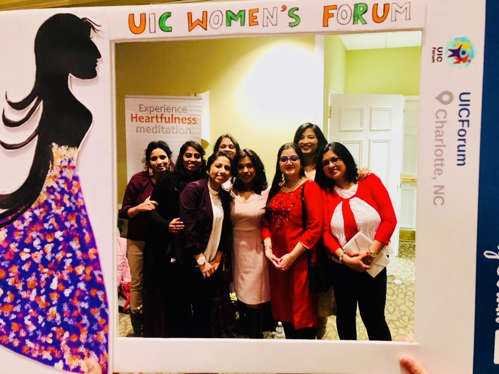 Thank you Breast Cancer Hub family, my friends for coming for the event & supporting the cause! Thank you UIC-forum!
