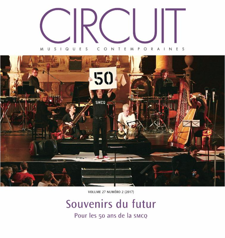 - CIRCUIT - Musiques ContemporainesLa vie qui bat: Steve Reich's Drumming and Dance ChoreographyThe music of Steve Reich has been widely written about. In this article I will focus on choreographies set to live performances of Drumming (1971). Drumming is perhaps Reich's most important early work and a culmination of his various musical explorations and compositional techniques. I have selected three choreographers: Laura Dean, creator of the first choreography set to the music of Drumming (1972); Anne Teresa De Keersmaeker, a choreographer whose works such as Drumming (1998) share Reich's underlying principle of structures as processes; and Ginette Laurin, whose La vie qui bat (1999) was a joint production between Montreal dance company O Vertigo and the Société de musique contemporaine du Québec (smcq). As this issue celebrates smcq's 50th anniversary, this article will center on the making and performance practice of La vie qui bat. In preparing this article, the author interviewed Russell Hartenberger (Steve Reich and Musicians), Ginette Laurin, and Walter Boudreau (Artistic Director of the smcq).https://www.erudit.org/en/journals/circuit/2017-v27-n2-circuit03172/1040875ar/