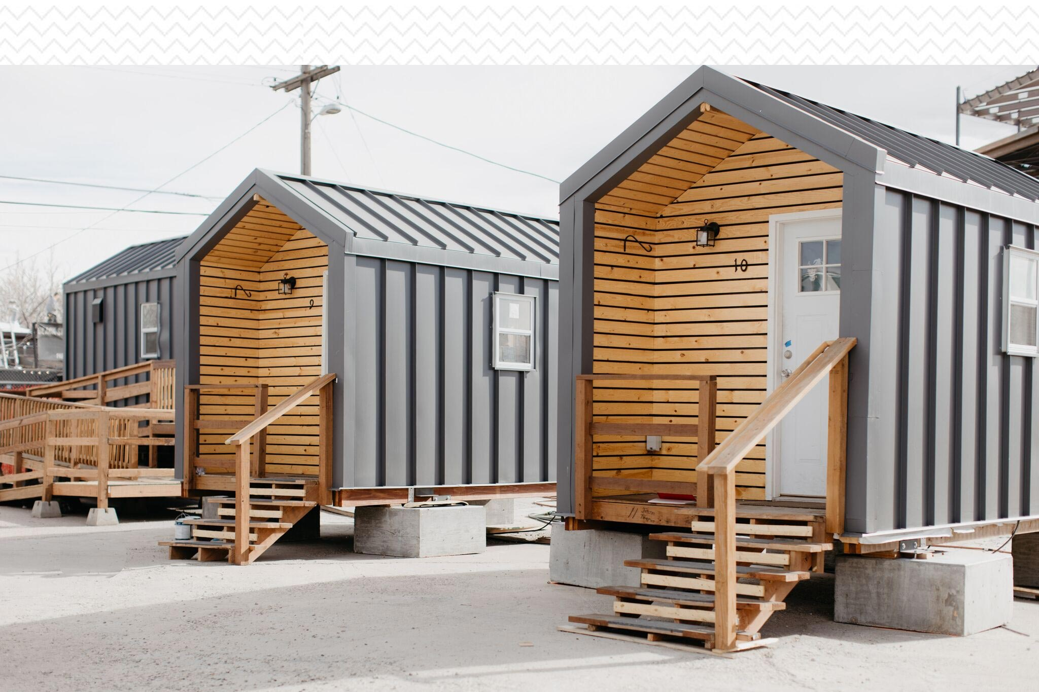 Tiny Home Initiative -