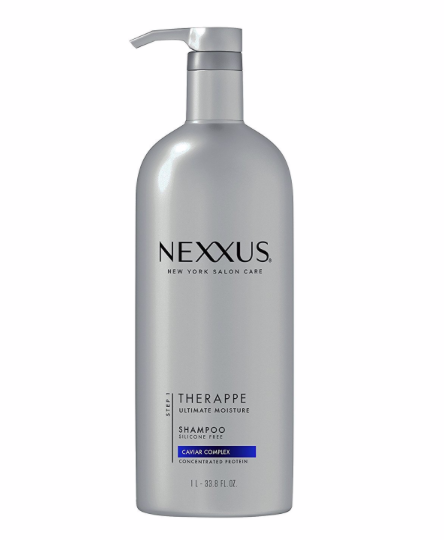 """NEXXUS - therappe shampoo""""If you only buy one product off this page then I urge it to be this. Especially if you have hair that needs a bit of TLC and some extra oomph. I first discovered it 12 years ago after a bad bleach experience, this product totally sorted it out and everyone else I've recommended it to since agrees"""""""