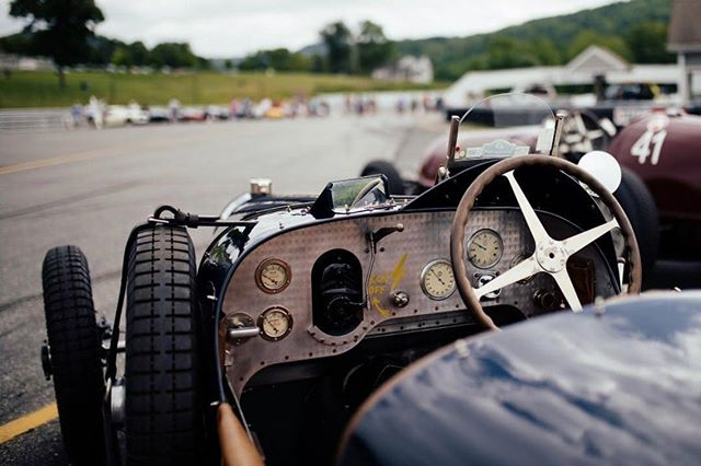 300 horsepower in a supercharged 4.9 liter straight 8 had to be insane in 1934.