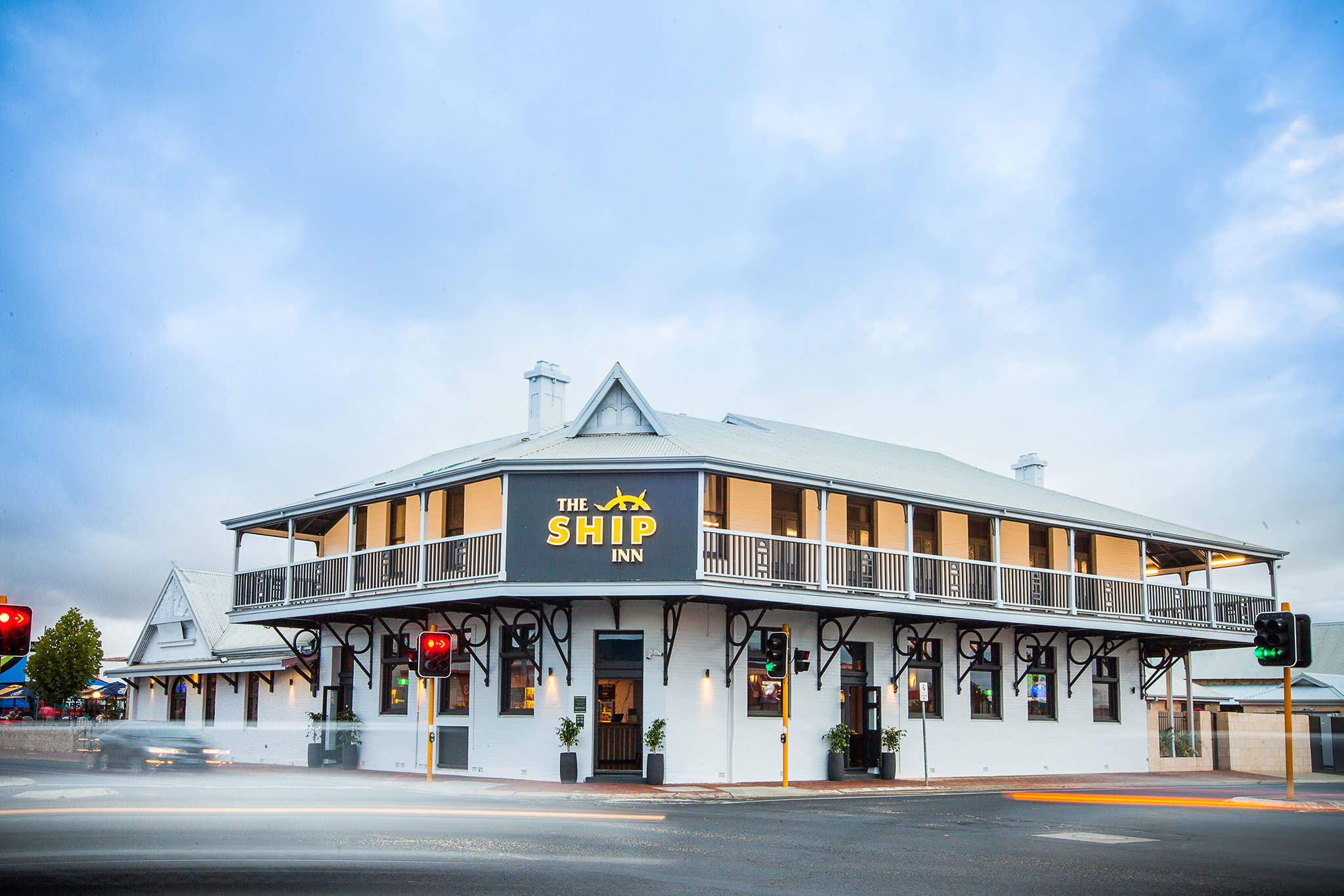 The Ship Inn, Busselton, WA