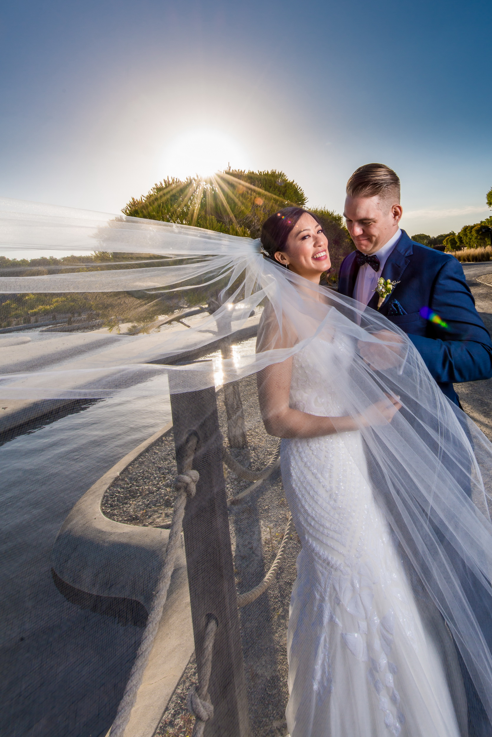 Royal Botanic Gardens Cranbourne Wedding