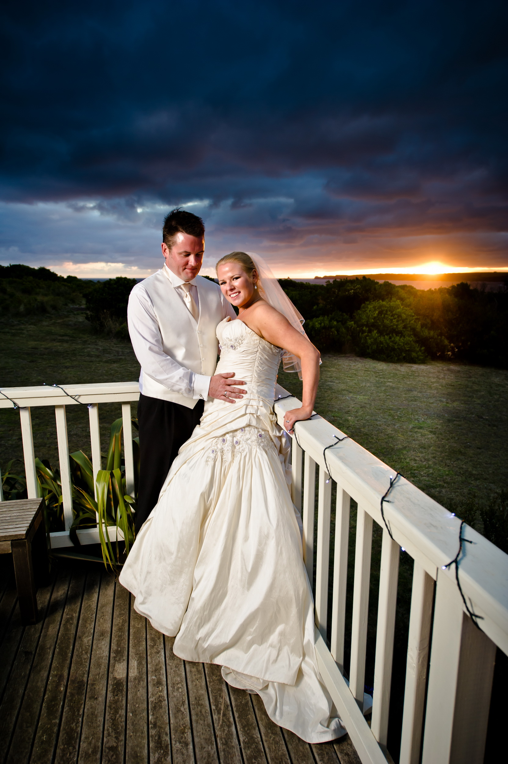 Clifftop Wedding @ Phillip Island
