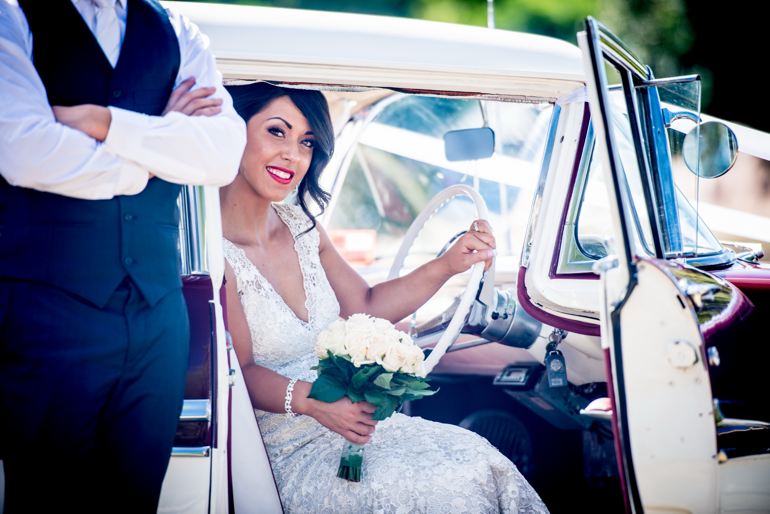 Cinamon & Ben - Berwick Wedding Photography