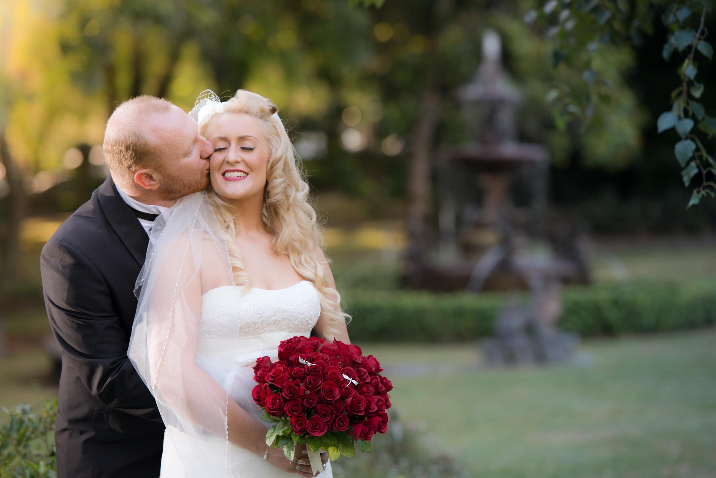 Sarah & Curt - Berwick Wedding Photography
