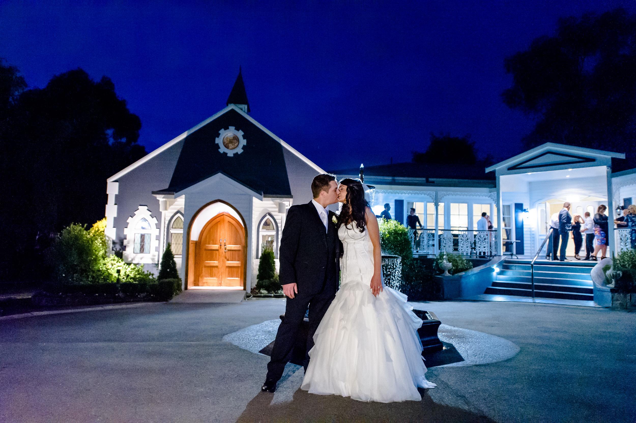 Rai & Shaun - Wedding photography & Ballara Receptions
