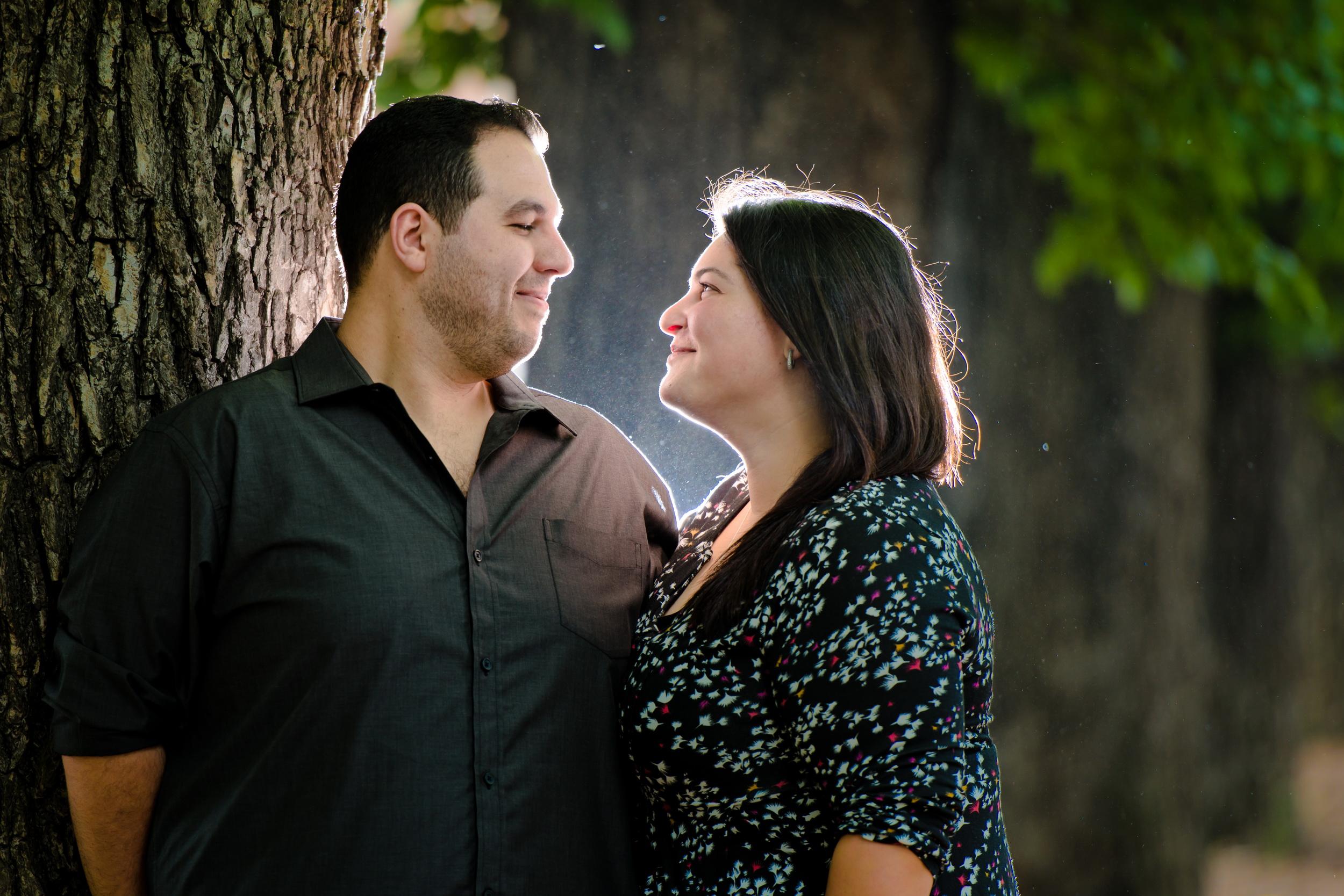 Jennifer & Damian