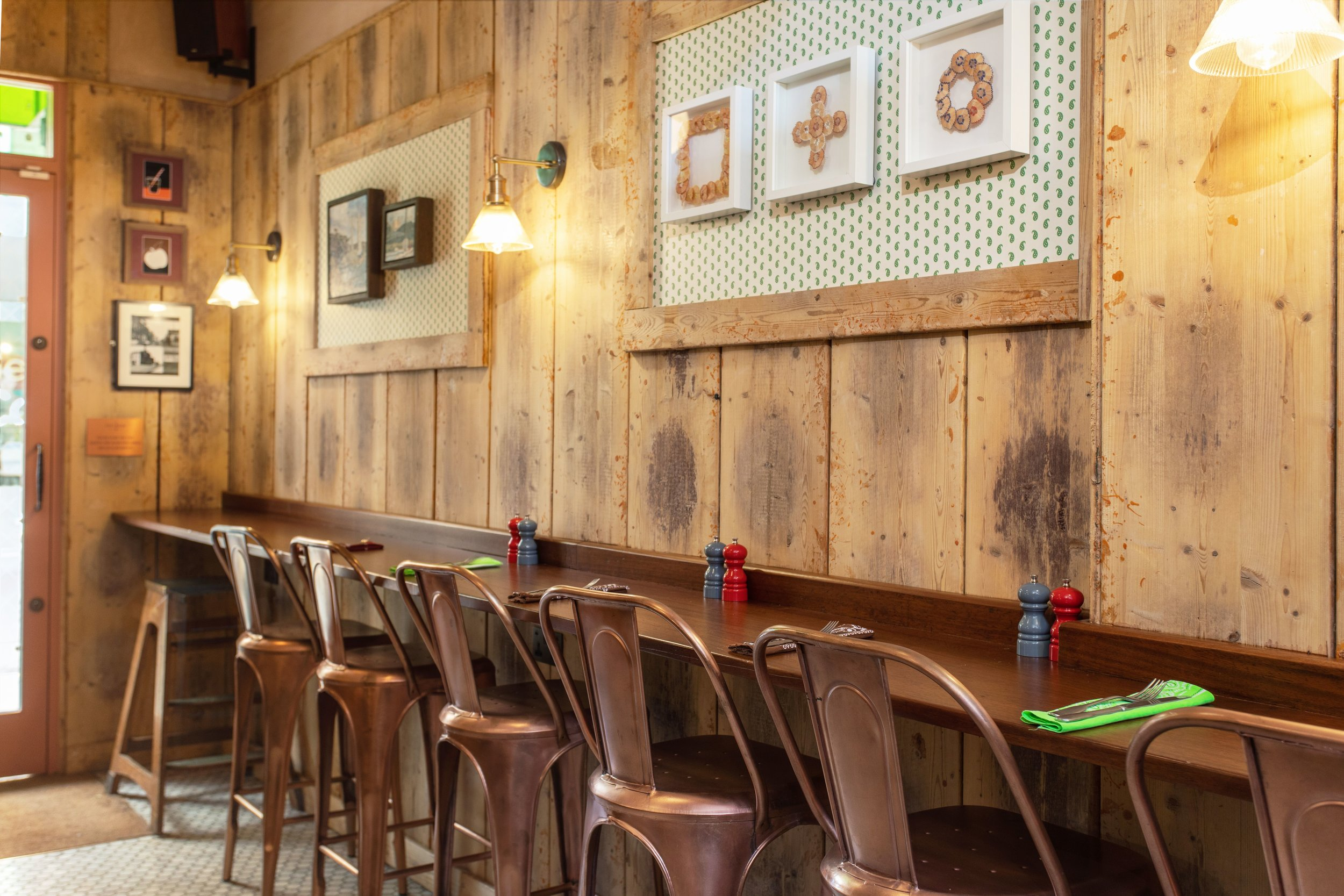 - Located in the heart of Chelsea's Lots Village Design District, Lots Road Café is a quaint, intimate neighborhood cafe offering fresh, locally-sourced food & drinks.