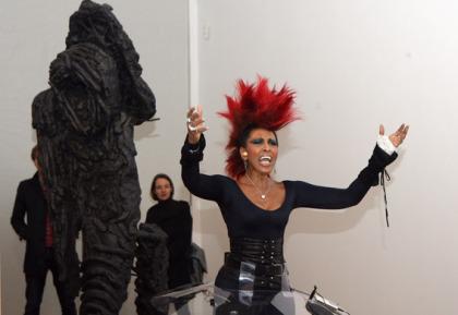 Untethered Performance @ VW Gallery in Berlin, Gemany