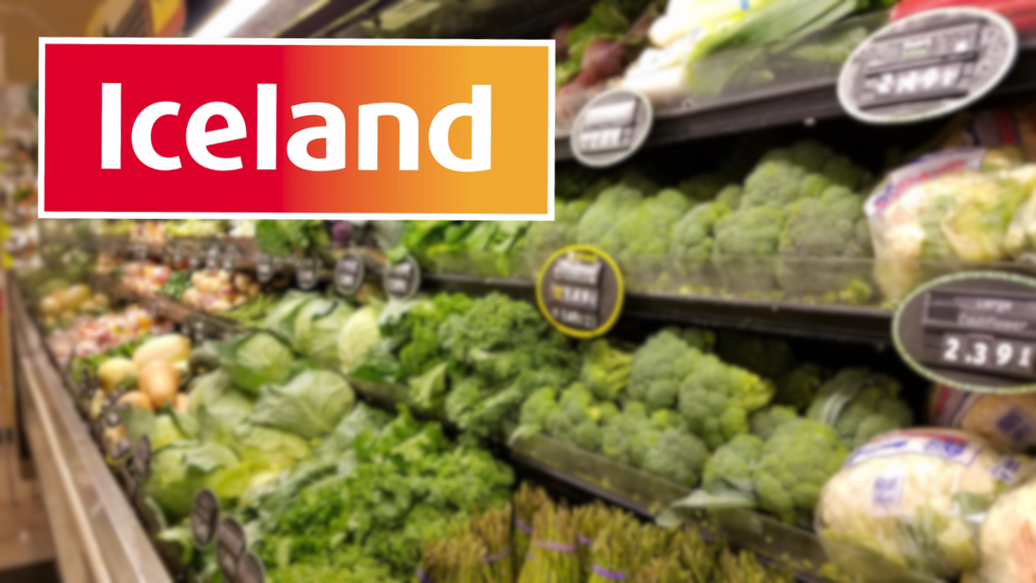 Iceland will be world's first plastic-free supermarket by 2023 - UK supermarket chain Iceland will trial plastic-free produce. The retailer aims to eliminate plastic completely from its own-brand products by 2023