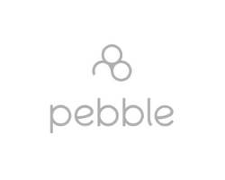 Pebble Magazine Logo