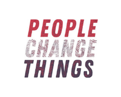 People Change Things Logo