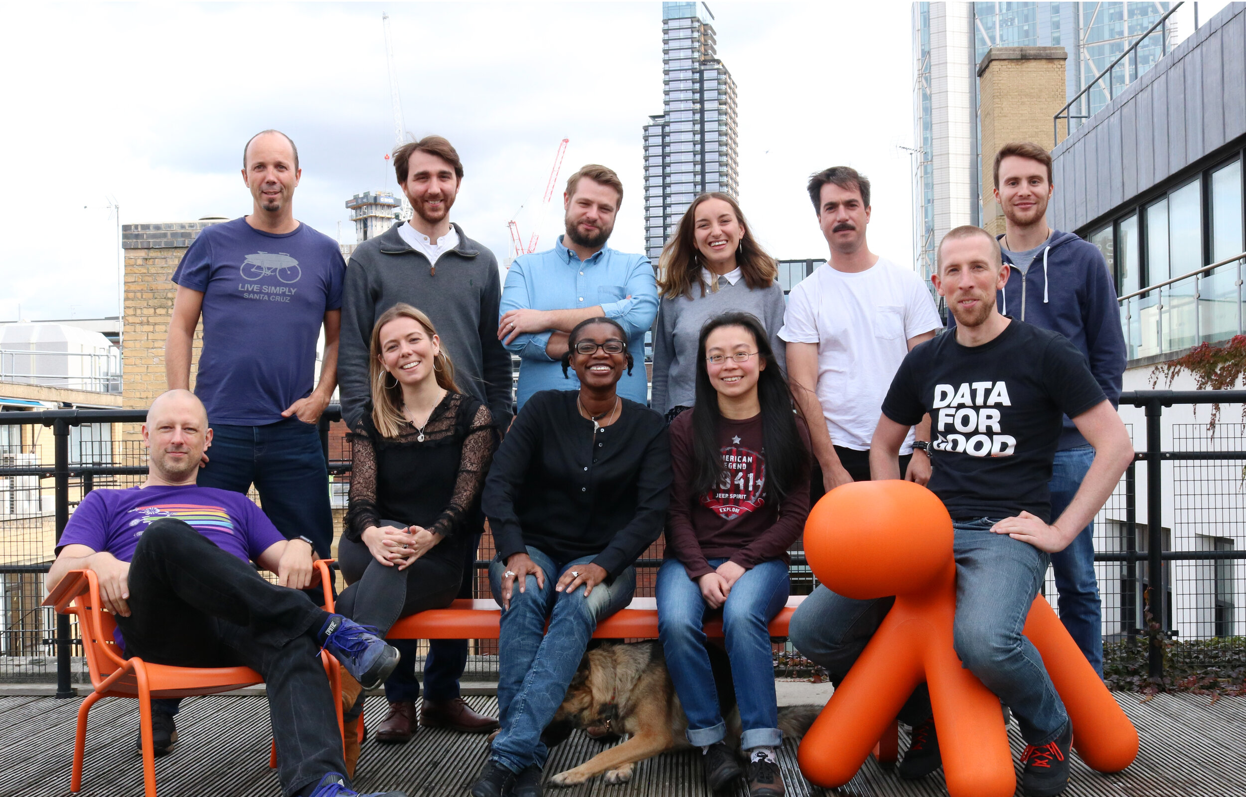 Our amazing team - Based in Wellington (NZ) and London (UK), a clever group of people have united under the shared belief that creating positive, impactful change should be easier for everyone!Read about the people working hard to bring you CoGo.