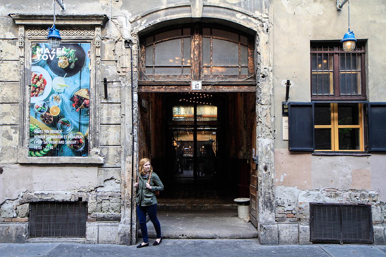 Budapest Honeymoon in the Jewish Quarter