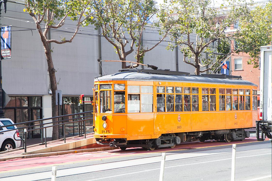Cable Car,San Francisco