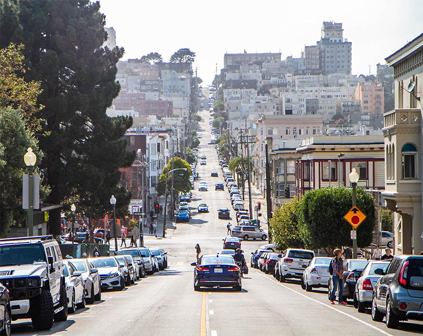 North Beach in San Francisco, CA