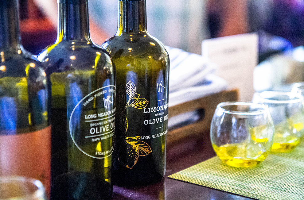 Napa Valley Olive Oil & Wine Tasting