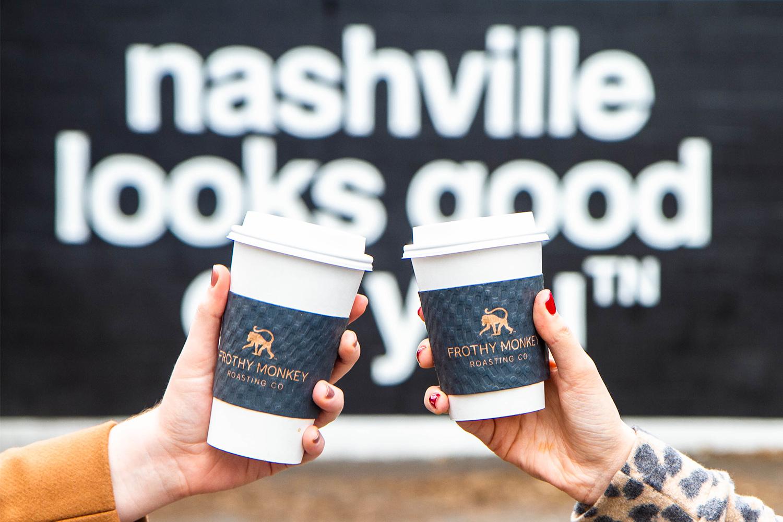 Frothy Monkey Coffee, Nashville, TN