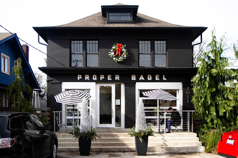 Proper Bagel, Nashville, TN