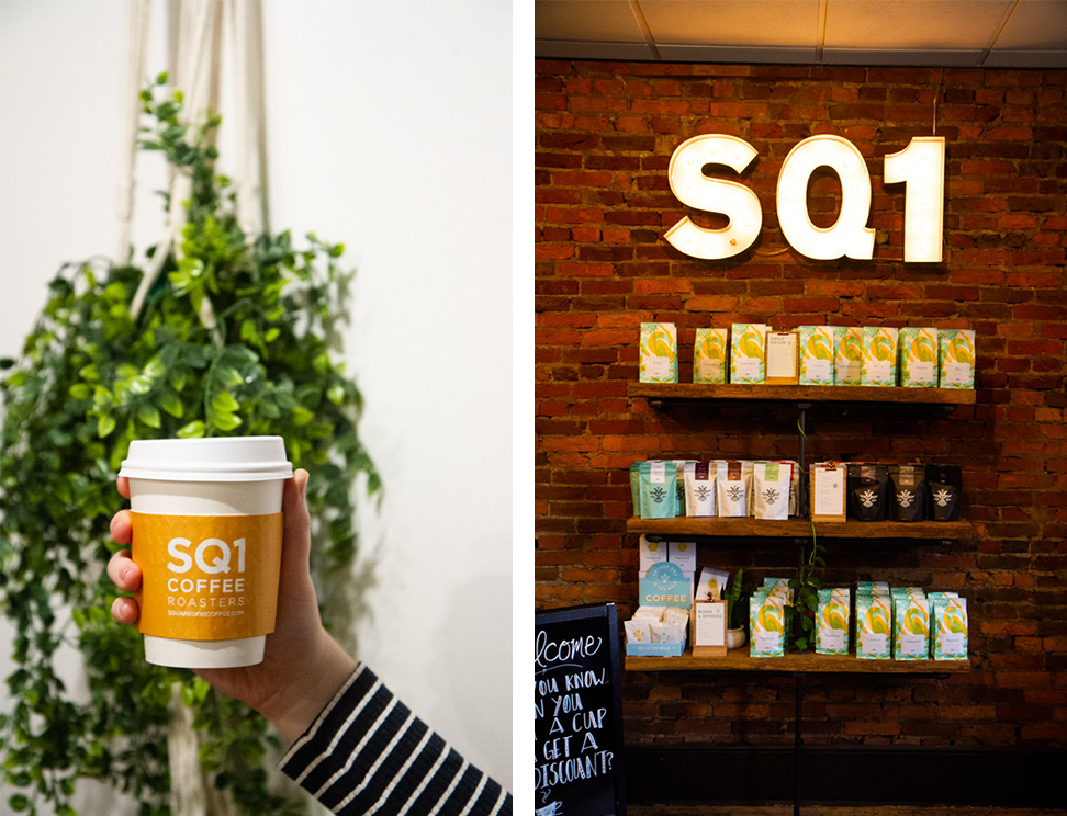 Square One Coffee Roasters, Lancaster, PA