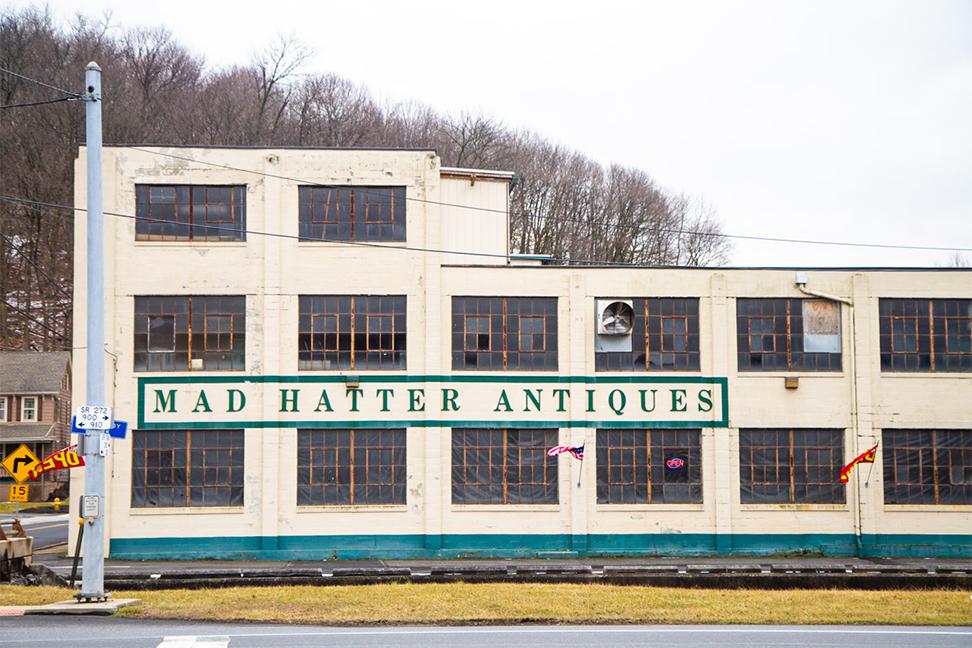 Adamstown, Pennsylvania