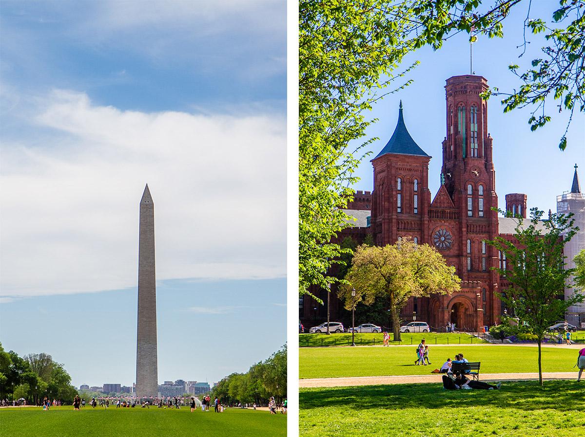 Washington DC Tourist Attractions