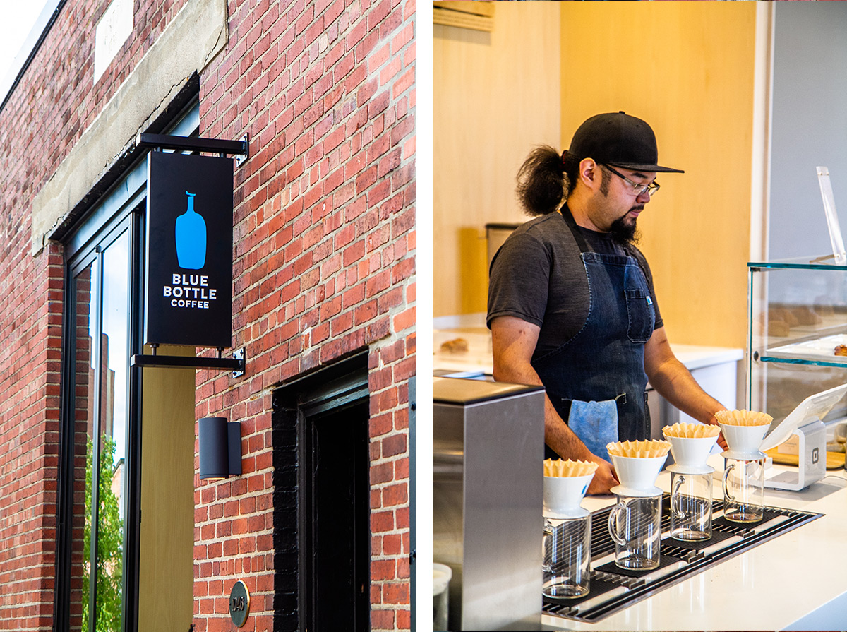 4 Places to Get Coffee in DC - Blue Bottle