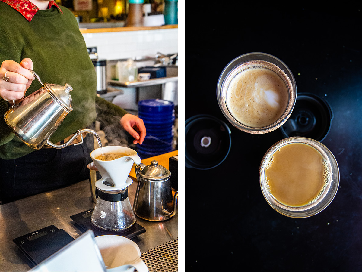 4 Places to Get Coffee in DC - Peregrine Espresso
