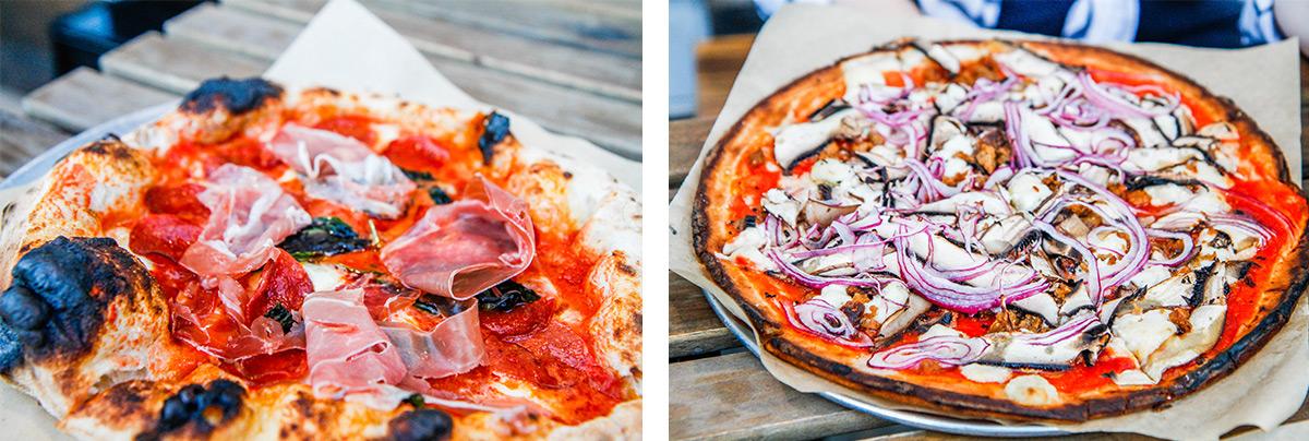 San Francisco Food - Bare Knuckle Pizza - Oakland, California