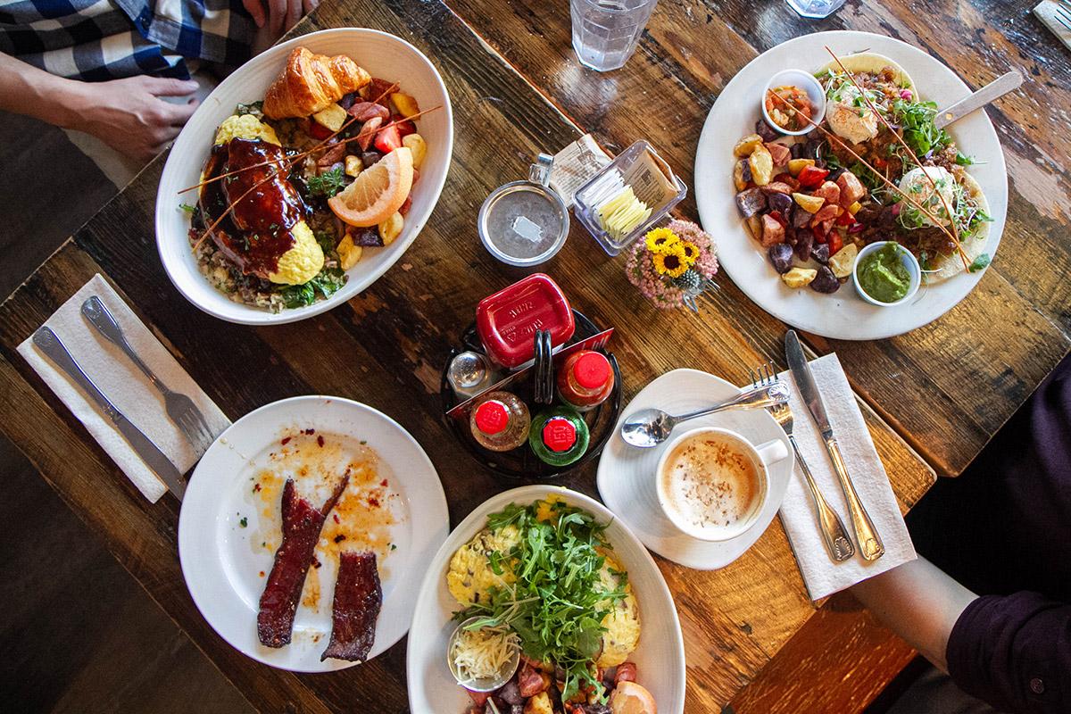 San Francisco Food - Kitchen Story