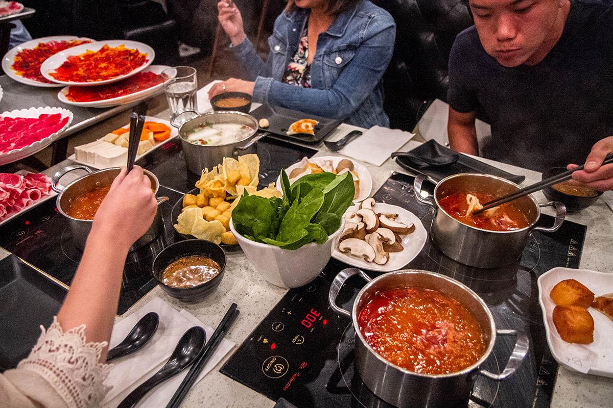 San Francisco Food - iPOT