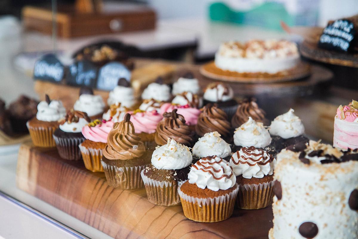 San Francisco Food - Wholesome Bakery - gluten free and vegan bakery