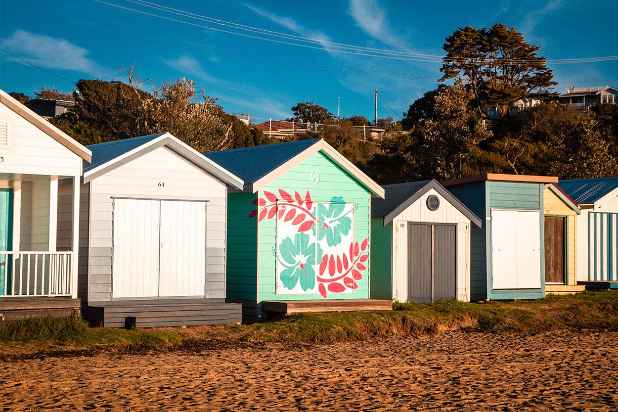 Melbourne, Australia - Mount Martha Beach South Day Trip