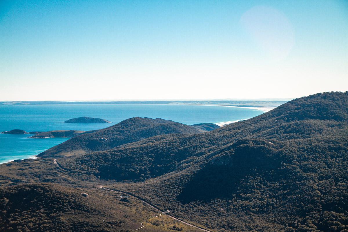 Wilsons Promontory National Park, Melbourne, Victoria, Australia