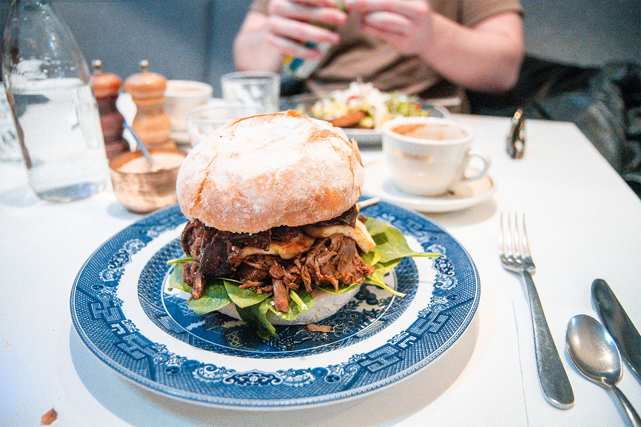 Where to Eat in Melbourne - South of Johnston