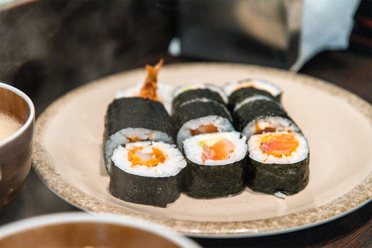 Where to Eat in Melbourne - Sushi Monger