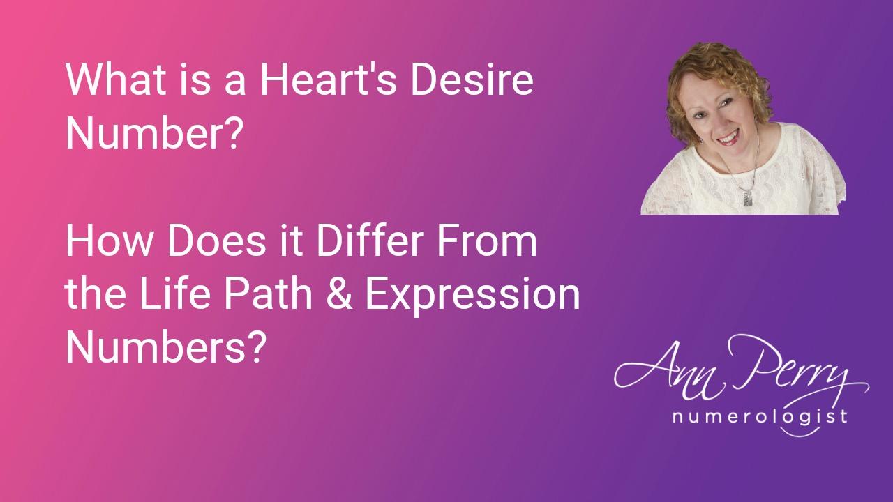 Blog — Ann Perry Numerologist