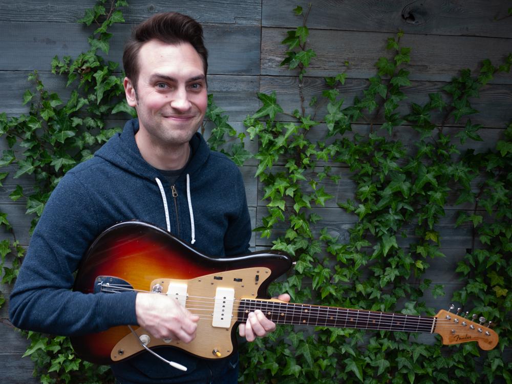Frank Gross of Thunder Road Guitars