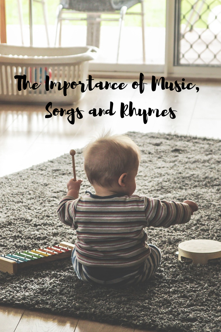 Toddler Music and Why It Matters