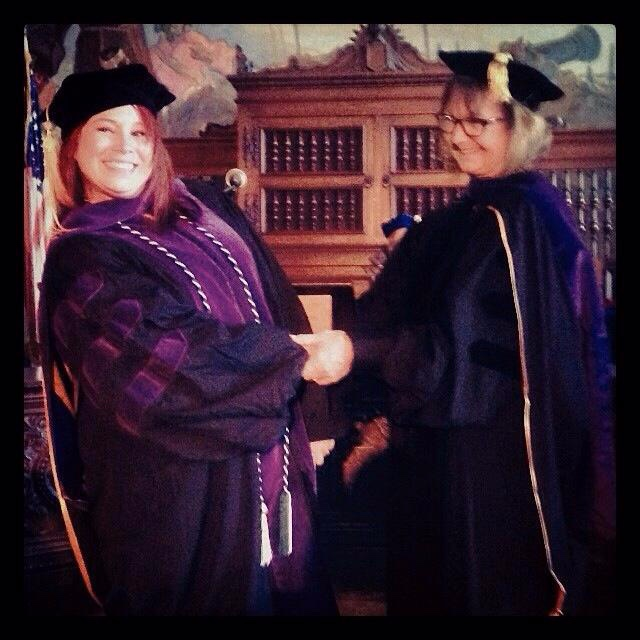 Theresa Haddow Law School Graduate