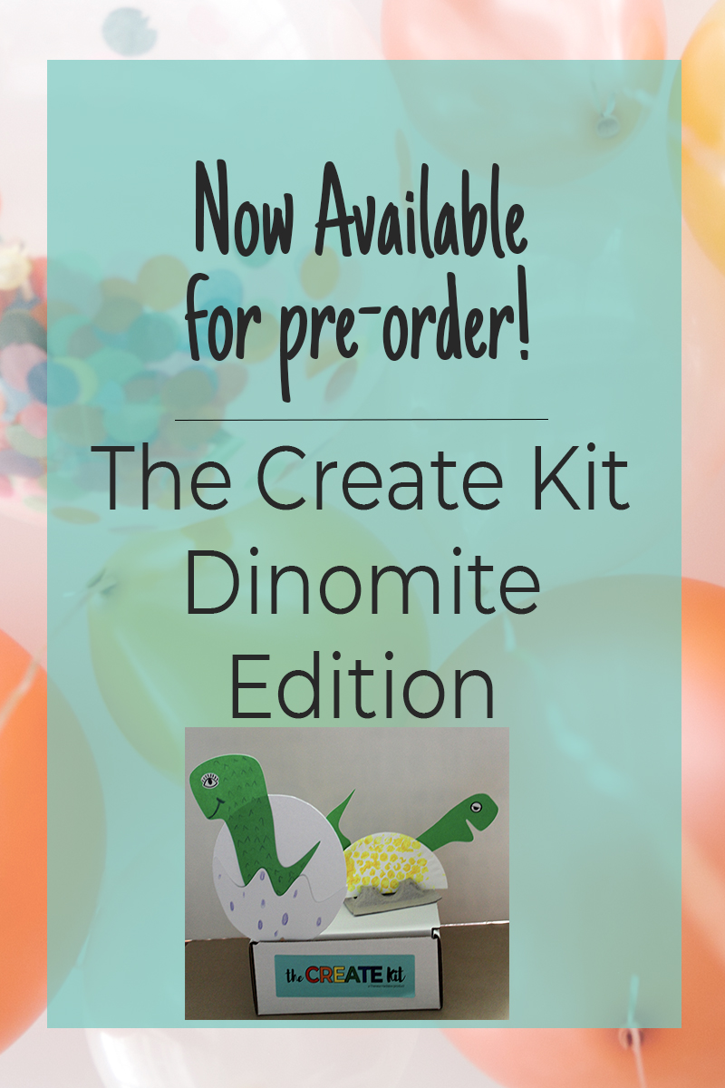 The Dinomite Edition of The Create Kit