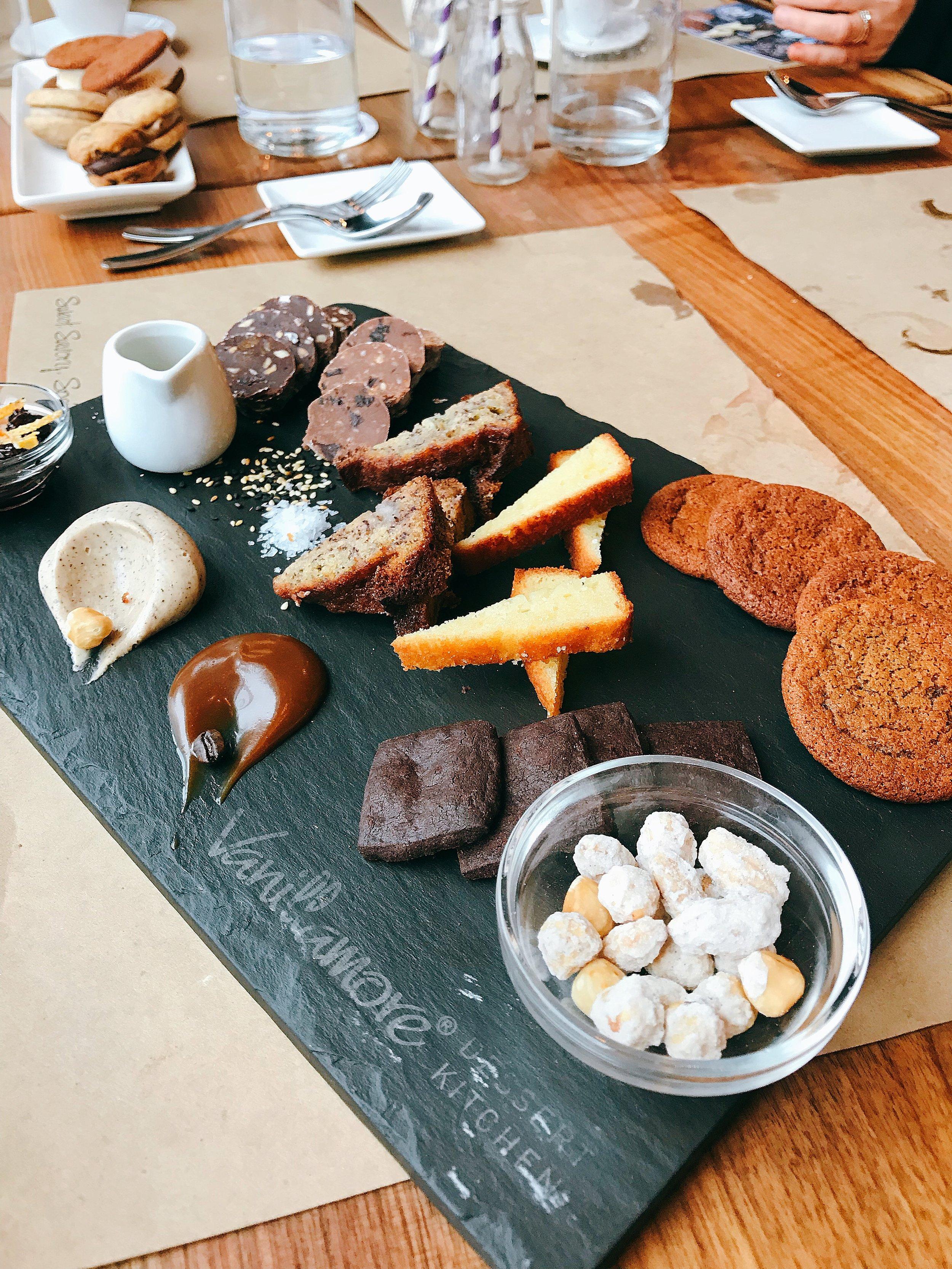"Dessert ""Charcuterie"" Board"