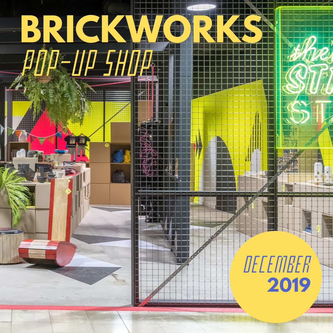 BRICKWORKS POP-UP! - We've got an exciting pop-up happening in the lead up to Christmas at the all new Brickworks!From December, we'll set up shop at Brickworks Burwood, a fantastic retail space which is the most sustainable shopping precinct in the world.Located at 78 Middleborough Road, Burwood, the centre will feature 100% renewable energy, a rooftop farm and like-minded retailers!Spaces to showcase are limited and applications are now open!