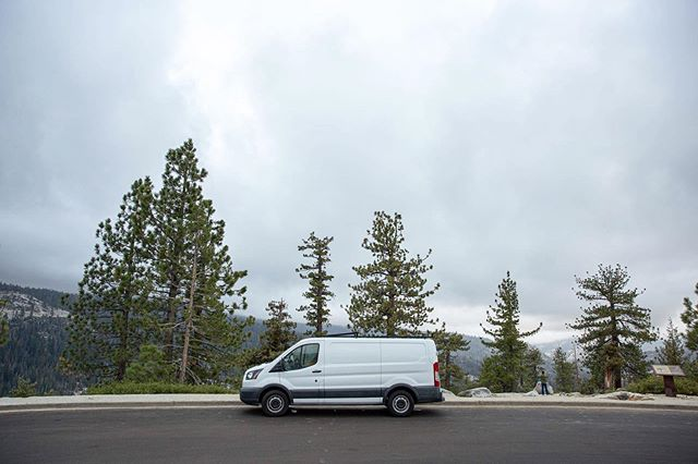 The Litebox van spotted out in the national parks of California. We are very lucky to have work that takes us to see the world around us. What are some of your favorite places work has taken you?