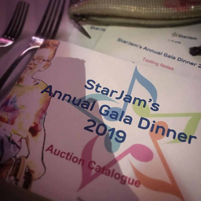 One of our favourite nights and events to support @starjamnz gala dinner.  An incredible crew of people working with special kids w special needs and talents.  Check them out and support!